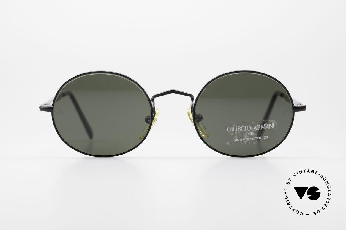 Giorgio Armani 172 Ovale No Retro Sonnenbrille
