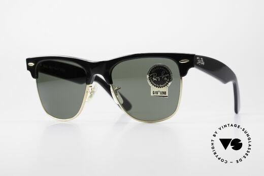 Ray Ban Wayfarer Max II B&L USA XL Sonnenbrille Details
