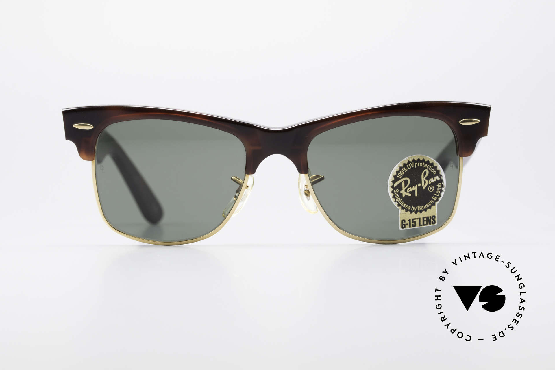 4e09ed1cf7a833 Sonnenbrillen Ray Ban Wayfarer Max Original B&L USA Sonnenbrille ...