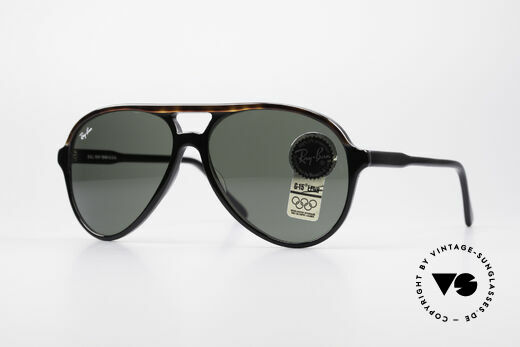 Ray Ban Traditionals Style A Alte Aviator Sonnenbrille USA Details