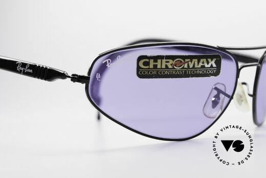 Ray Ban Sport Series 3 ACE Chromax B&L Gläser, original Name: Sport Series III, W1739, ACE, 67mm, Passend für Herren