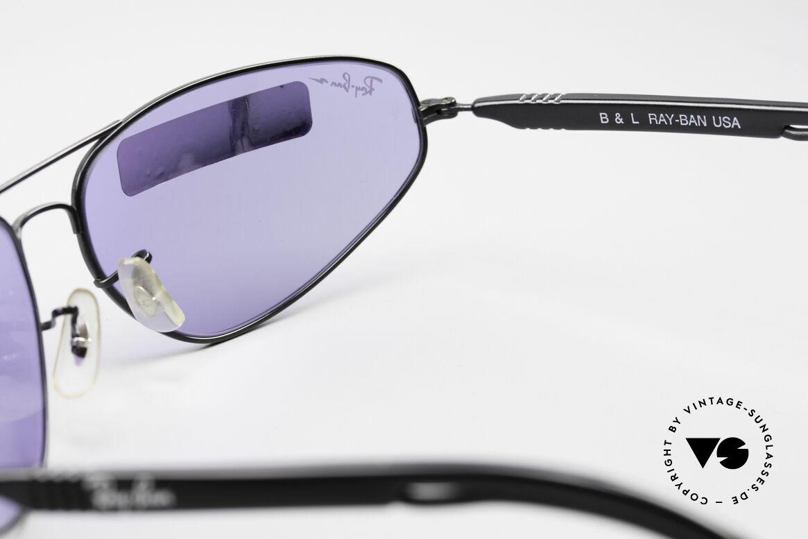 Ray Ban Sport Series 3 ACE Chromax B&L Gläser, Größe: large, Passend für Herren