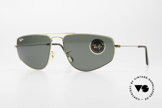 Ray Ban Fashion Metal 3 Sonnenbrille Aviator Style Details