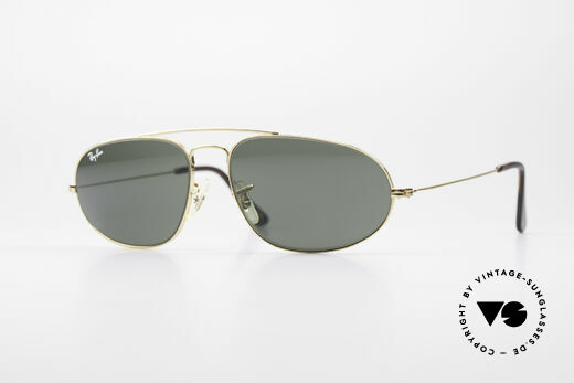 Ray Ban Fashion Metal 5 Sonnenbrille Aviator Style Details