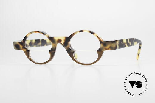 Theo Belgium Bifo Bifokal Gleitsichtbrille 90er Details