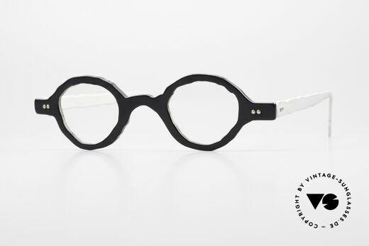 Theo Belgium Eye-Witness BD30 Avantgarde Vintage Brille Details