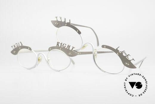 Theo Belgium Pro6 & Pro7 Zwei Brillen Links und Rechts Details