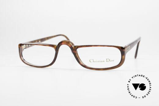 Christian Dior 2075 Vintage Lesebrille Optyl Details