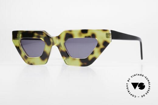 W Proksch EVOS Y1 Insider Vintage Sonnenbrille Details