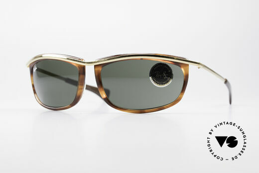 Ray Ban Olympian I Sportliche USA B&L Ray-Ban Details
