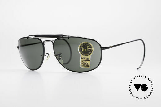 Ray Ban Sport Metal 1992 Olympic Series B&L USA Details