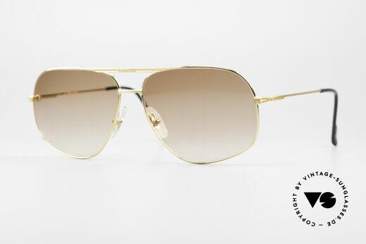 Ferrari F41 Vintage Sonnenbrille Herren Details