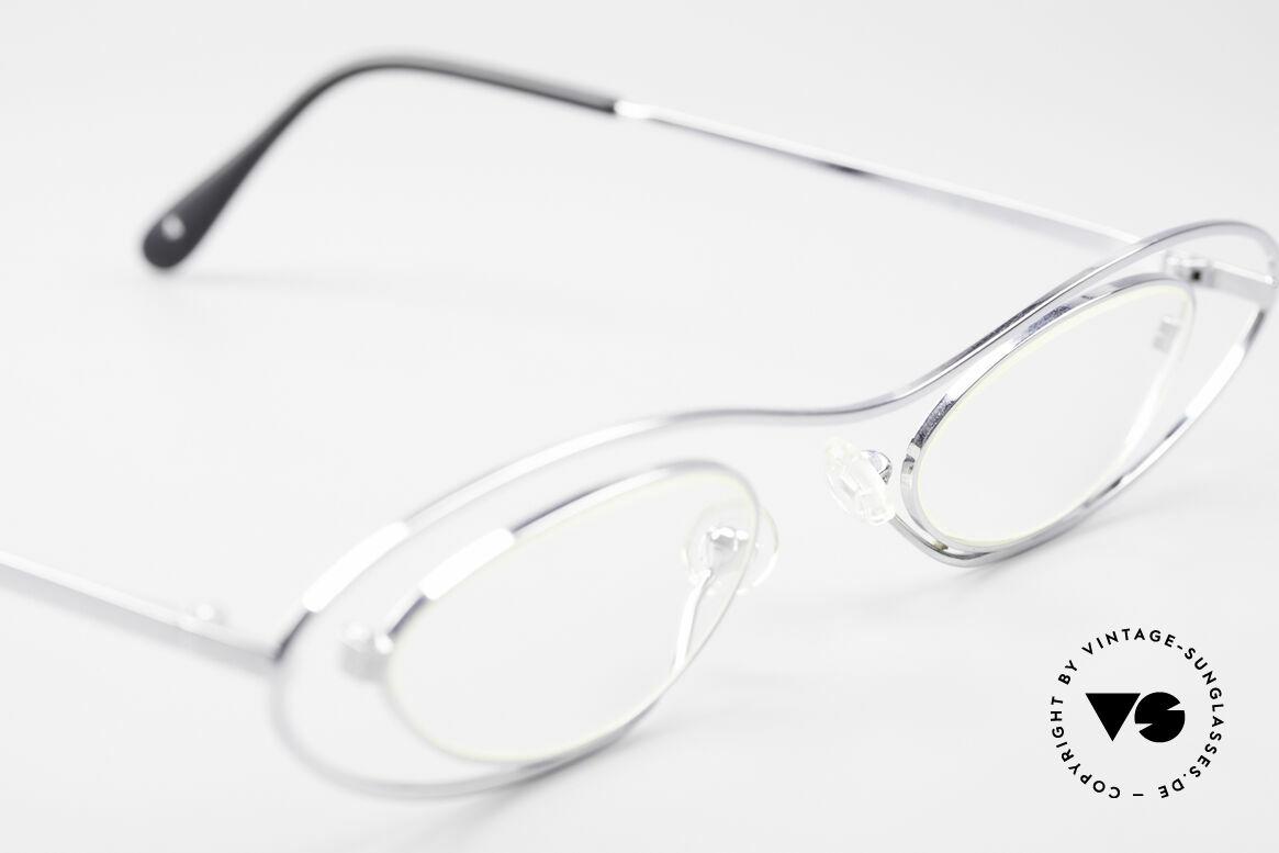 Theo Belgium Mama Die Vintage Brille Für Mama, ungetragenes Theo-Exemplar für die, die sich trauen, Passend für Damen