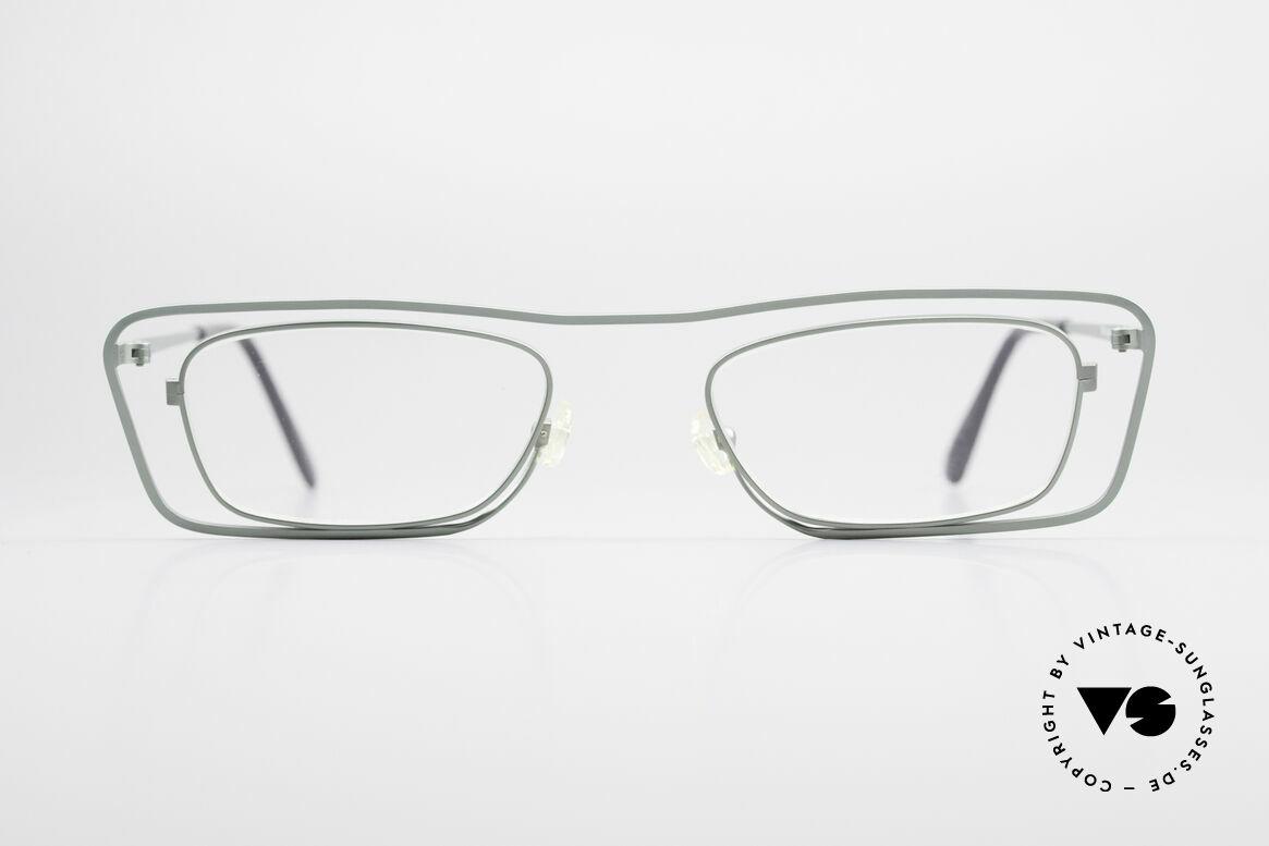 Theo Belgium Papa Die Vintage Brille Für Papa, 'Theo' bekannt als Gegenpol zum üblich 'Mainstream', Passend für Herren