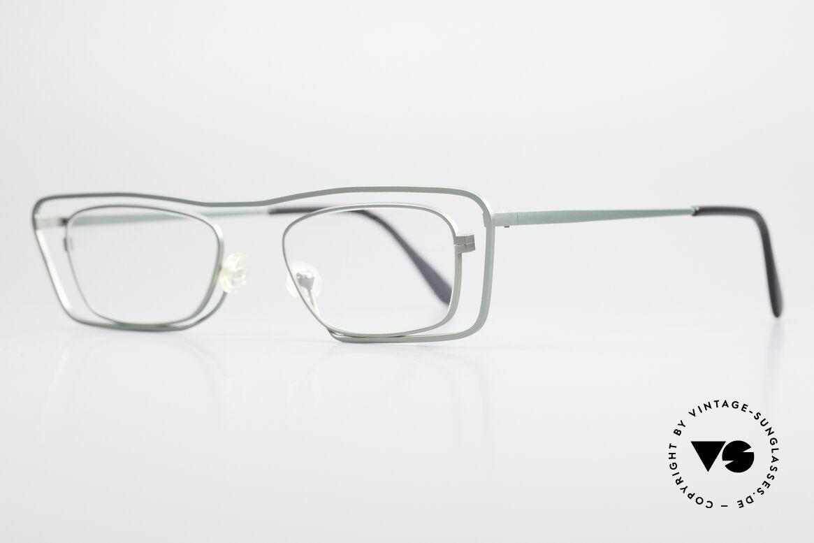 Theo Belgium Papa Die Vintage Brille Für Papa, dieses Modell für den Papa gemacht (Mama gibt's auch), Passend für Herren