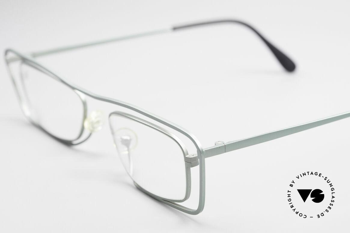 Theo Belgium Papa Die Vintage Brille Für Papa, wirklich außergewöhnliche Fassung; ein Kunstobjekt, Passend für Herren