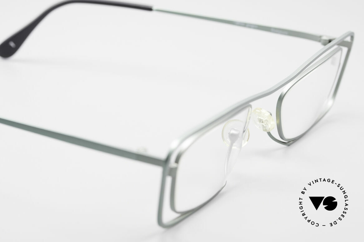 Theo Belgium Papa Die Vintage Brille Für Papa, ungetragenes Theo-Exemplar für die, die sich trauen, Passend für Herren