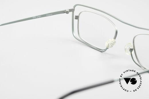 Theo Belgium Papa Die Vintage Brille Für Papa, sozusagen: eine Designer-Brille mit Symbol-Charakter, Passend für Herren