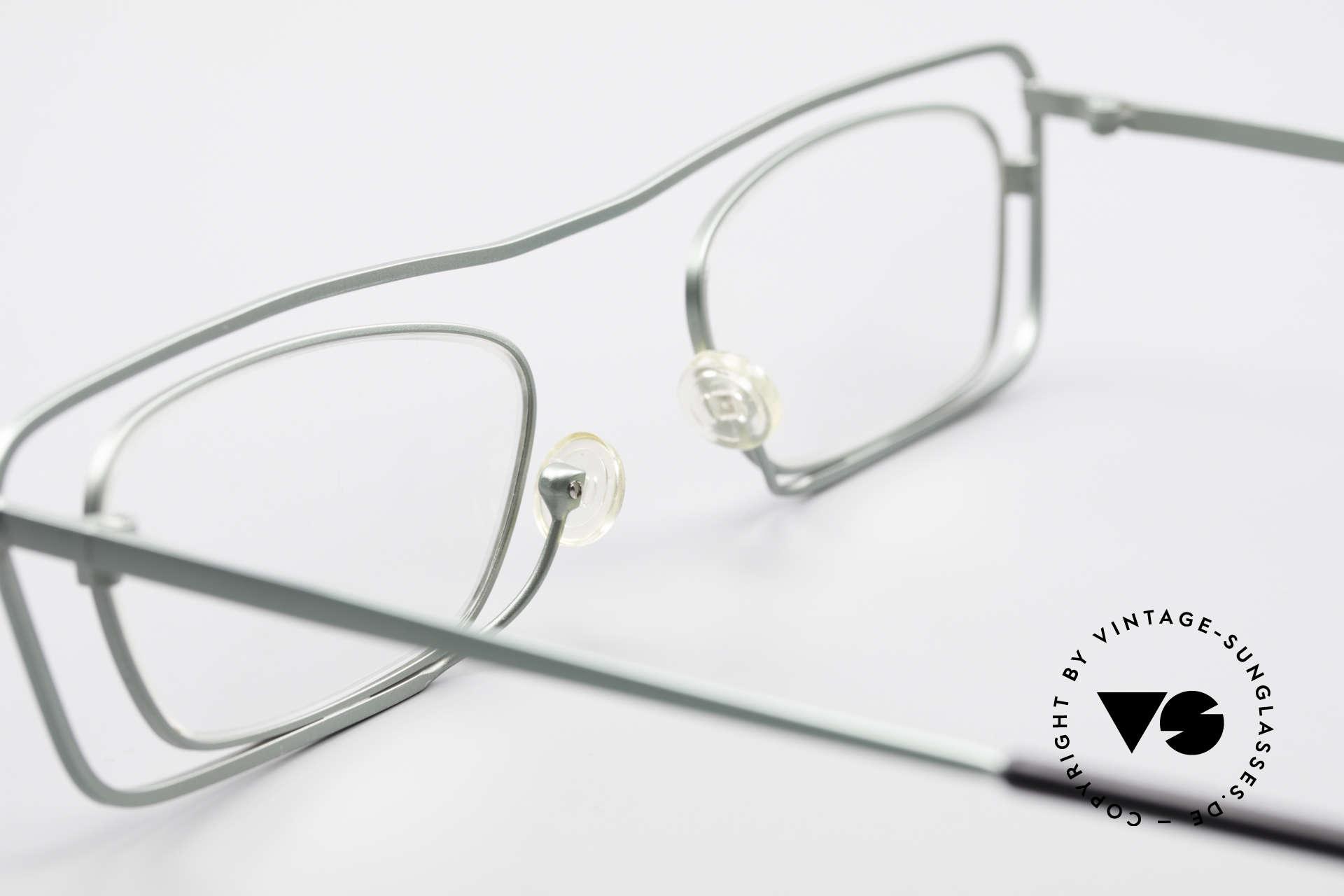 Theo Belgium Papa Die Vintage Brille Für Papa, Größe: medium, Passend für Herren