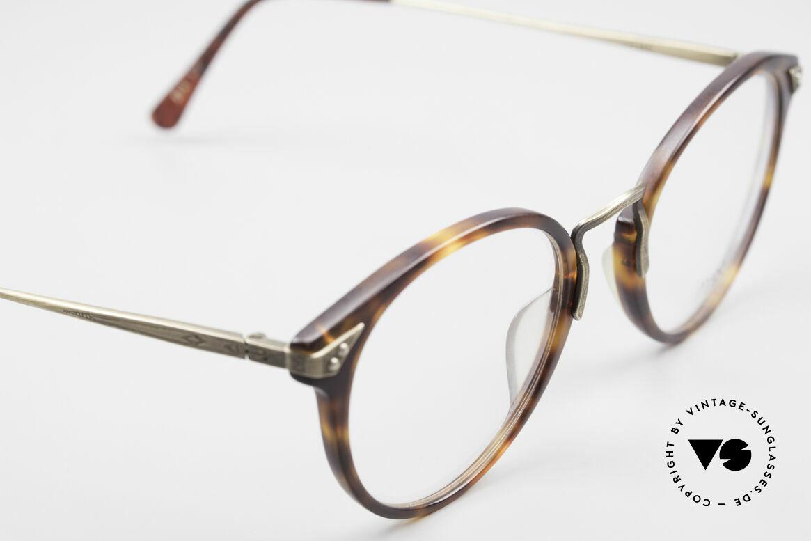 Matsuda 2805 Vintage Brille Panto Style, ungetragenes Einzelstück für Qualitäts-Liebhaber, Passend für Herren und Damen