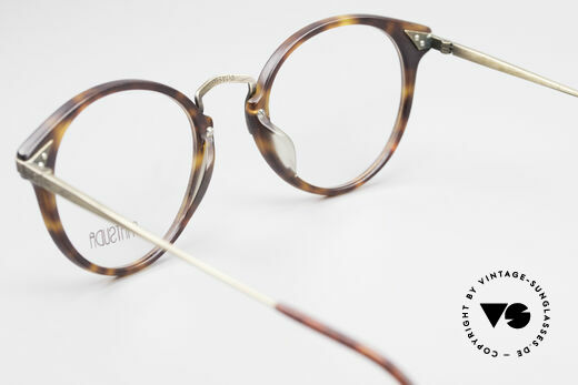 Matsuda 2805 Vintage Brille Panto Style, KEINE Retromode; ein ca. 20 Jahre altes Original, Passend für Herren und Damen