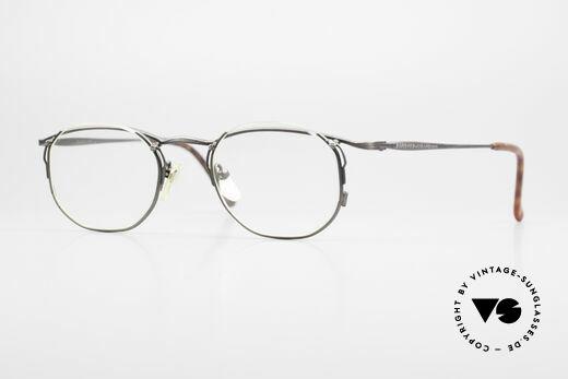 Matsuda 2856 Außergewöhnliche 90er Brille Details