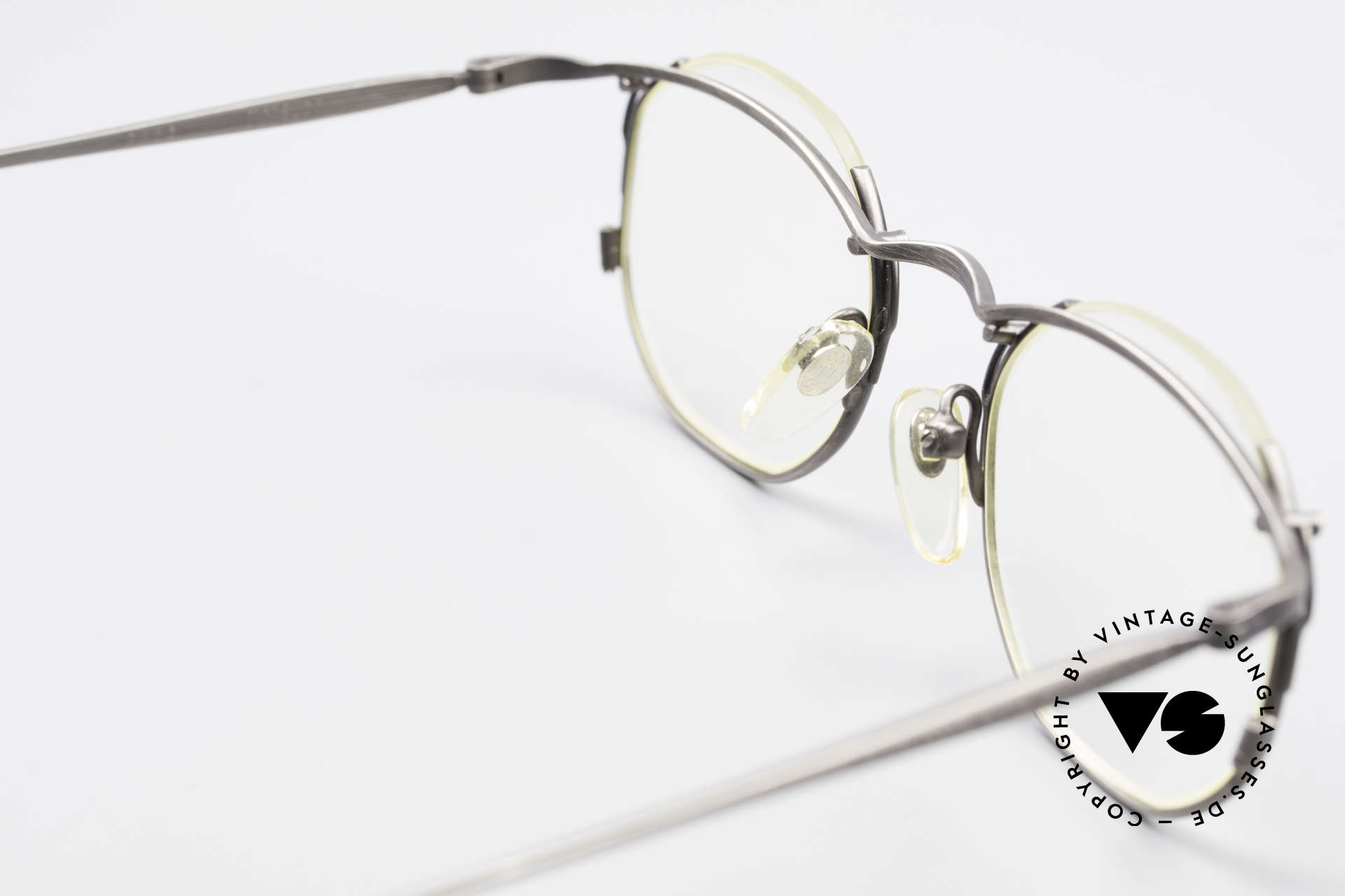 Matsuda 2856 Außergewöhnliche 90er Brille, Größe: medium, Passend für Herren und Damen