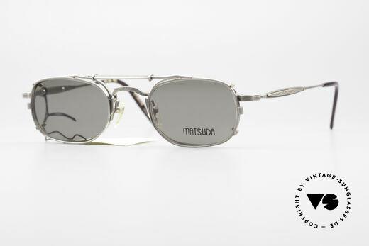 Matsuda 10109 90er Sonnen Clip Fassung Details