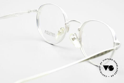 Matsuda 2858 Runde Vintage Designer Brille, ungetragenes Einzelstück für Leute, die sowas schätzen, Passend für Herren und Damen