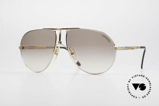 Carrera 5306 Brad Pitt Vintage Sonnenbrille Details