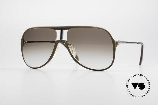 Menrad 727 80er Sonnenbrille Herren Details