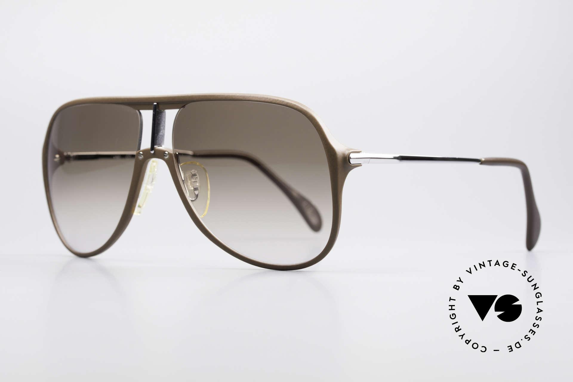 Menrad 727 80er Sonnenbrille Herren, entsprechend hohe Qualität & Passform (einfach top), Passend für Herren