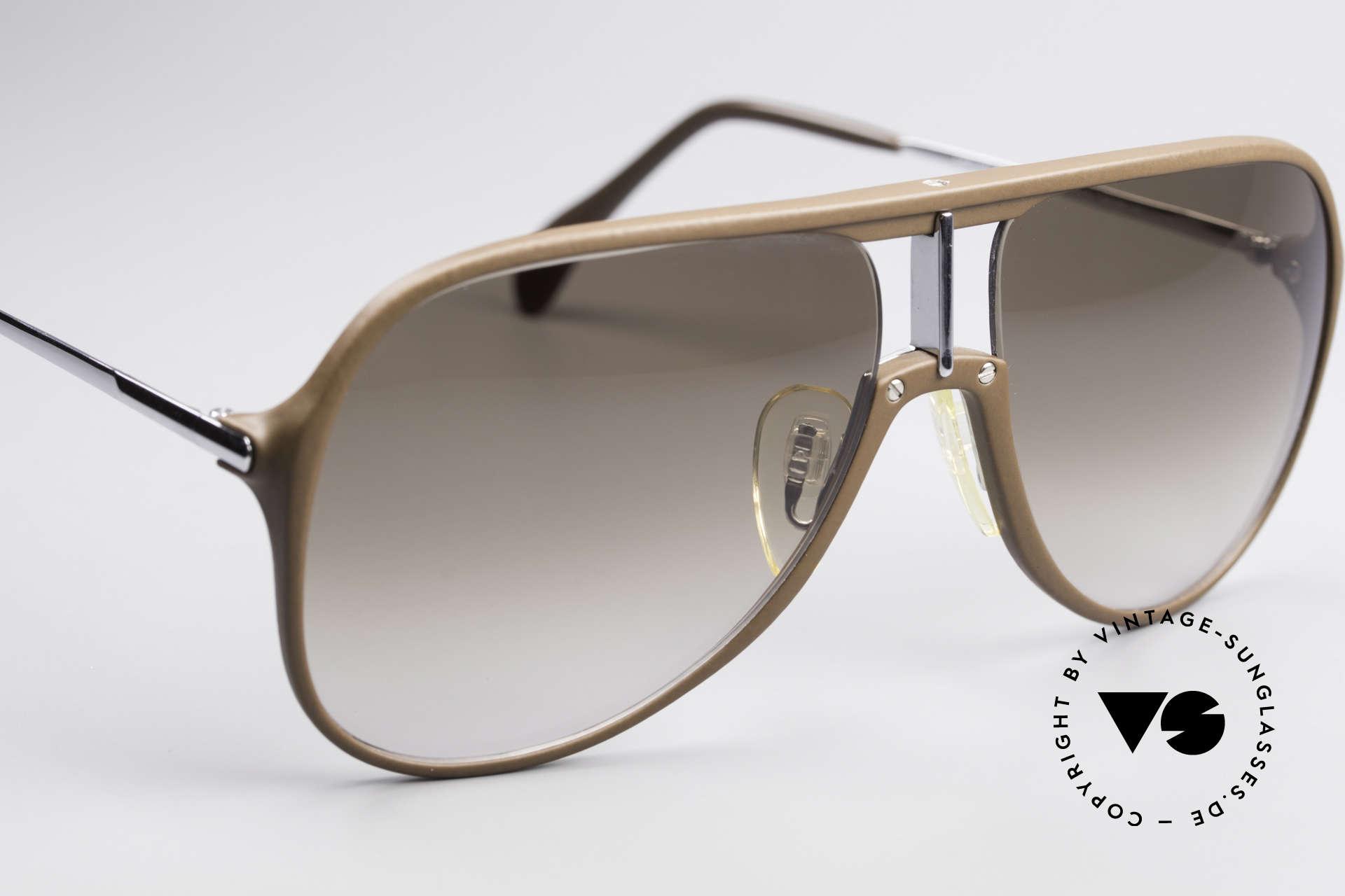Menrad 727 80er Sonnenbrille Herren, KEINE Retromode, sondern ein 80er Jahre ORIGINAL!, Passend für Herren