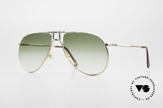 brillen und sonnenbrillen vintage sunglassesaigner ea4 80er luxus sonnenbrille herren details