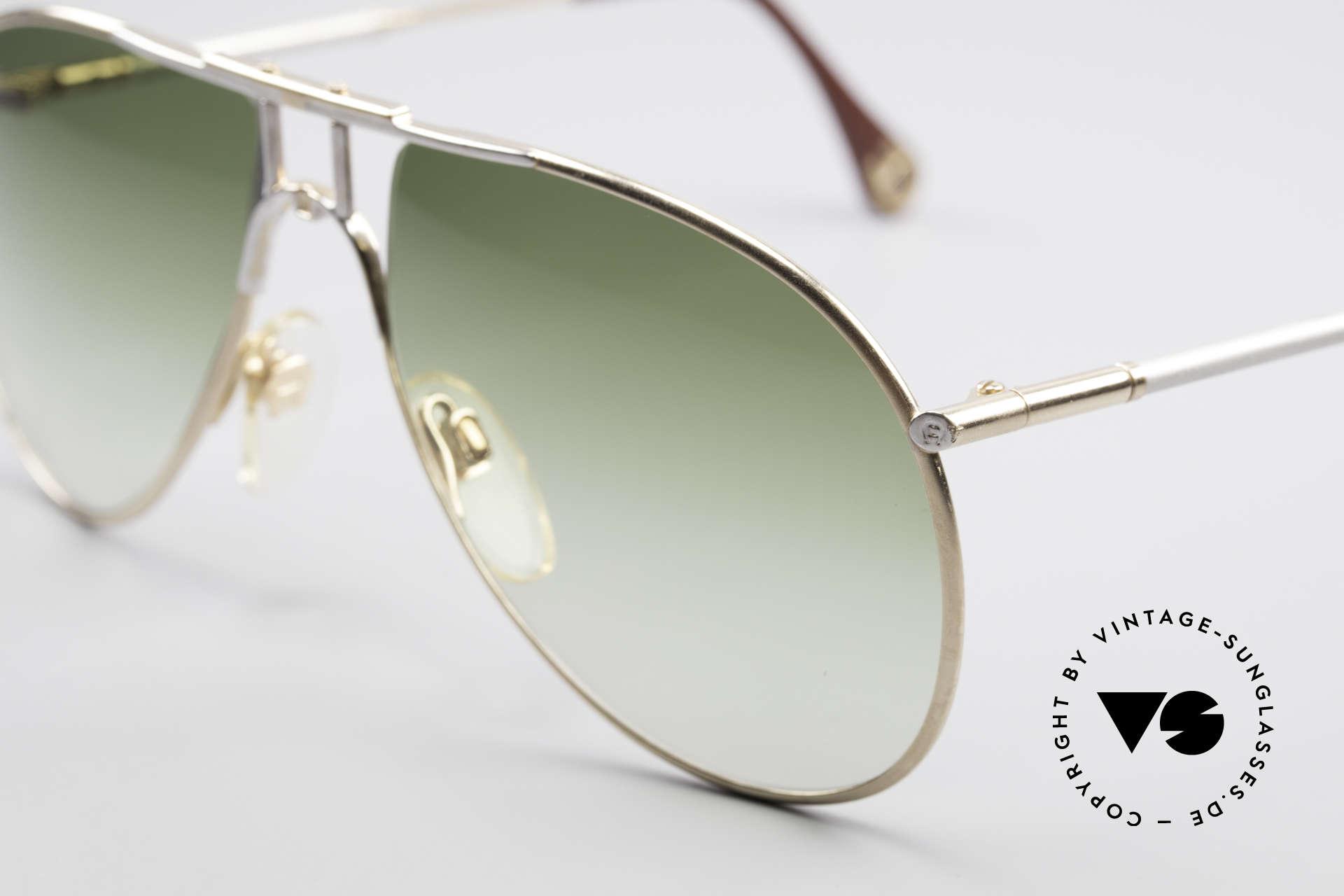 Aigner EA4 80er Luxus Sonnenbrille Herren, zudem absolute Top-Qualität und mit Seriennummer, Passend für Herren