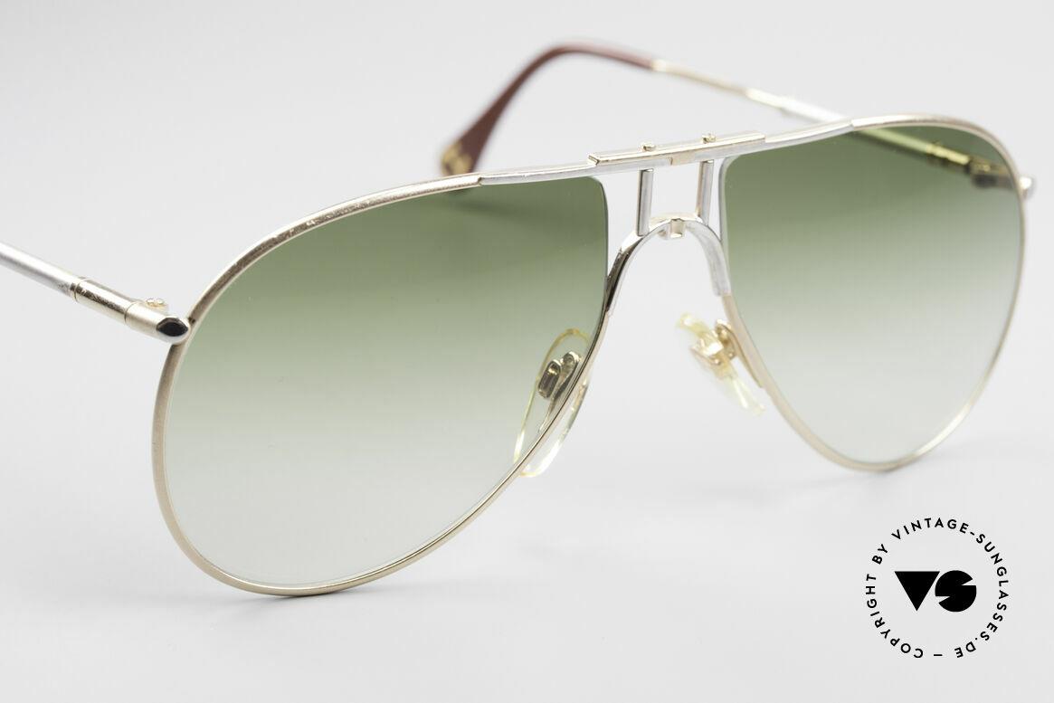 """Aigner EA4 80er Luxus Sonnenbrille Herren, ein echtes """"Must-Have"""" für alle """"vintage Gentlemen"""", Passend für Herren"""