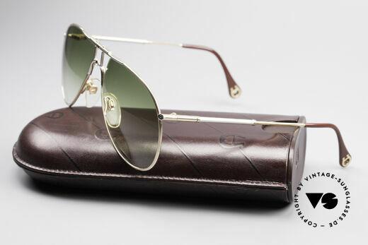 Aigner EA4 80er Luxus Sonnenbrille Herren, KEIN RETRO; EA4 = das meistgesuchte 80er Modell, Passend für Herren