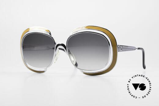 Christian Dior 1208 Vintage 70er Sonnenbrille Details