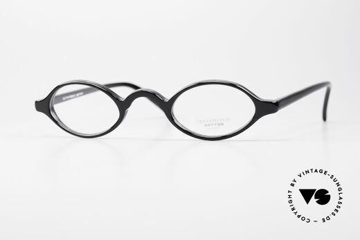 Oliver Peoples Skat Kleine Ovale Designer Brille Details