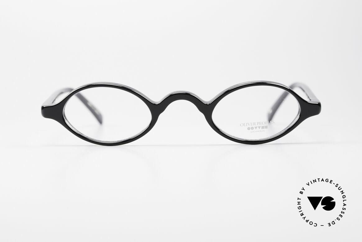 Oliver Peoples Skat Kleine Ovale Designer Brille, Luxusbrille: verkörpert den Lifestyle von Los Angeles, Passend für Herren und Damen