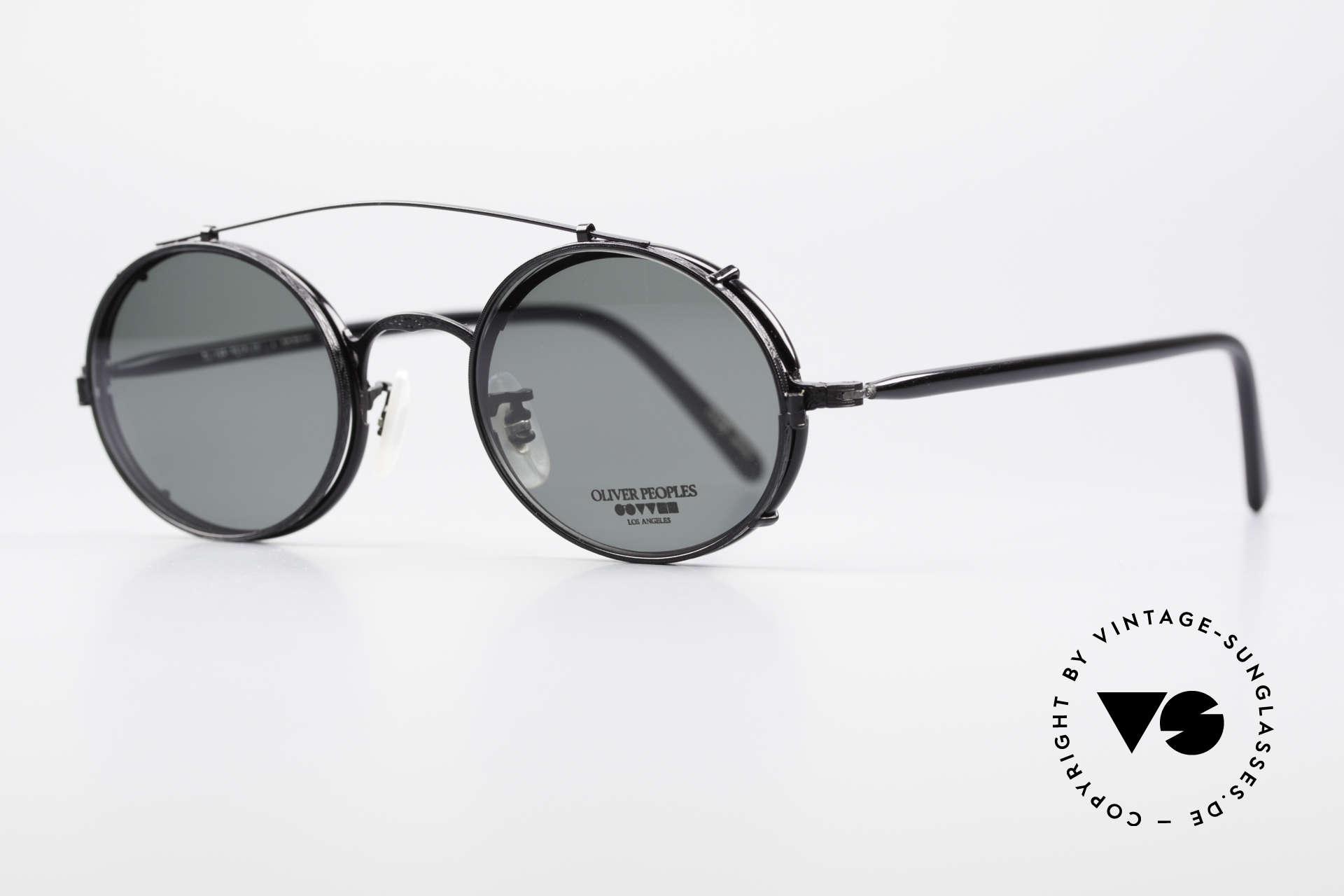 sonnenbrillen oliver peoples 68mbk vintage brille sonnen. Black Bedroom Furniture Sets. Home Design Ideas