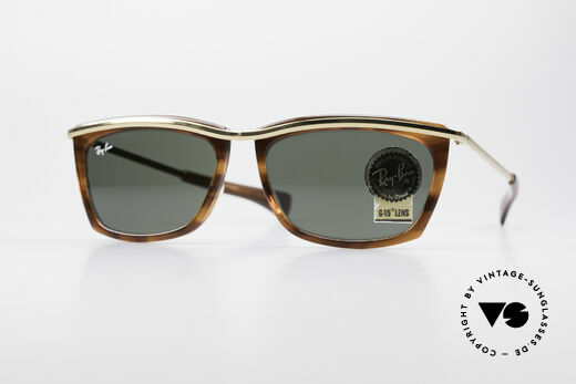 Ray Ban Olympian II B&L Ray-Ban USA Sonnenbrille Details