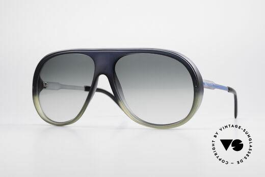 Carrera 5524 70er XXL Sonnenbrille Optyl Details