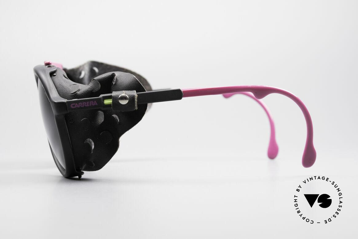 """Carrera 5436 Water & Ice Gletscher Brille, unbenutzt und auch als """"normale"""" Sonnenbrille tragbar, Passend für Herren und Damen"""