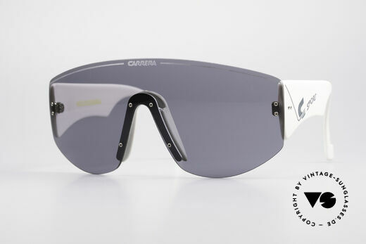 Carrera 5414 Rare Sport Sonnenbrille 90er Details