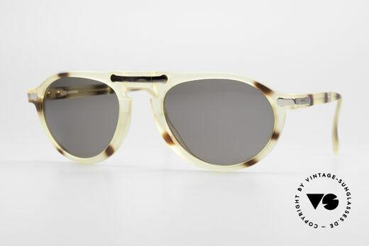 BOSS 5153 Vintage Faltsonnenbrille 90er Details
