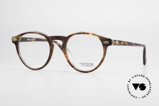 Matsuda 2303 Panto Vintage Designerbrille Details