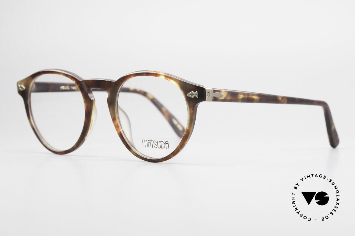 Matsuda 2303 Panto Vintage Designerbrille