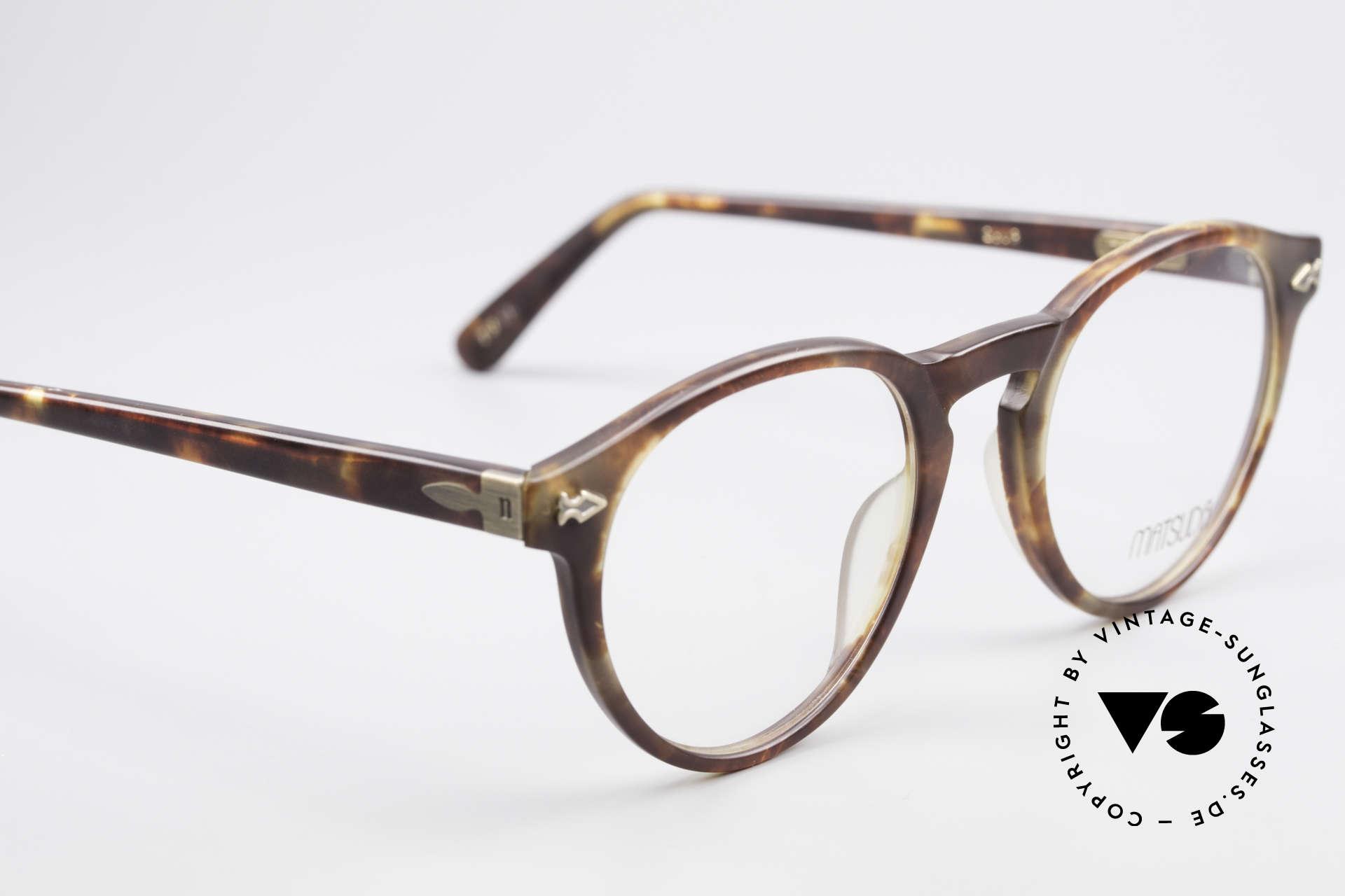 Matsuda 2303 Panto Vintage Designerbrille, ungetragenes Einzelstück für Qualitäts-Liebhaber, Passend für Herren und Damen