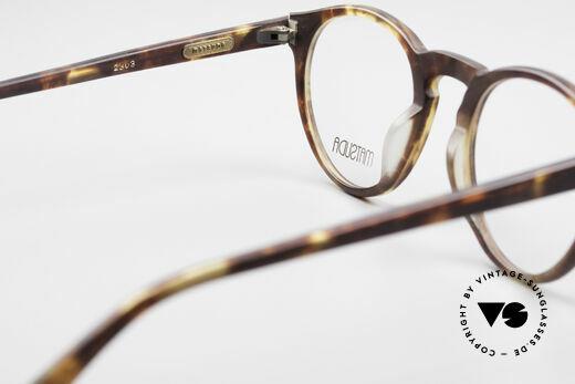 Matsuda 2303 Panto Vintage Designerbrille, KEINE Retromode; ein ca. 20 Jahre altes ORIGINAL, Passend für Herren und Damen